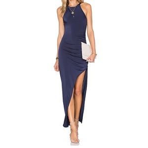 Lovers and Friends Obsessed Dress in Navy Size S